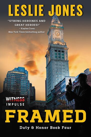 Framed - A Duty & Honor Novel - cover