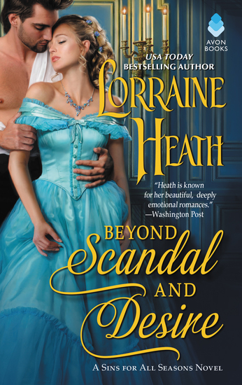 Beyond Scandal and Desire - A Sins for All Seasons Novel - cover