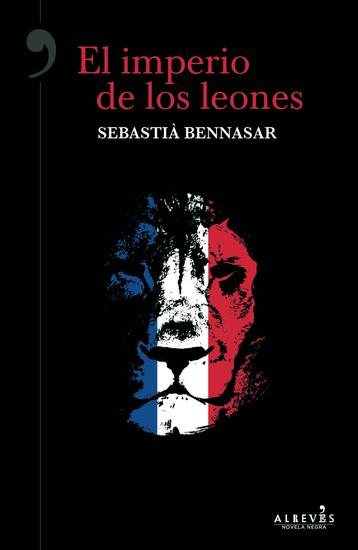 El imperio de los leones - cover