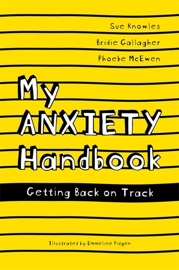 My Anxiety Handbook - Getting Back on Track - cover