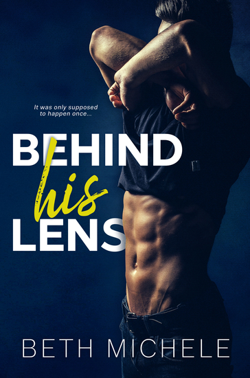 Behind His Lens - cover