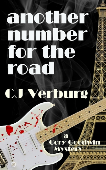 Another Number for the Road - A Cory Goodwin Mystery - cover