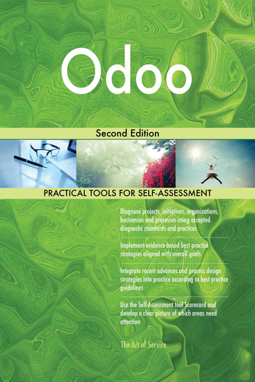 Odoo: Second Edition - cover