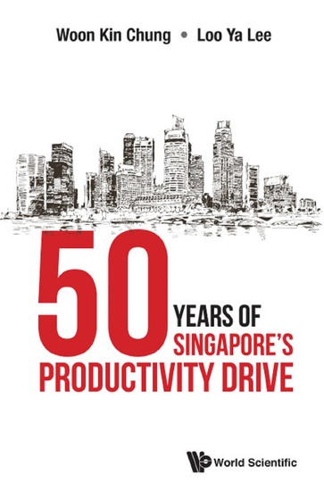 50 Years of Singapore's Productivity Drive - cover