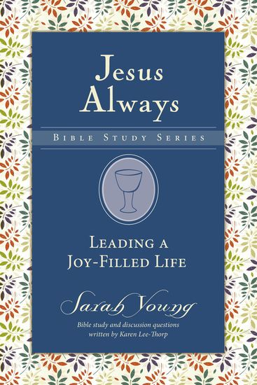Leading a Joy-Filled Life - cover