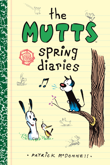 The Mutts Spring Diaries - cover