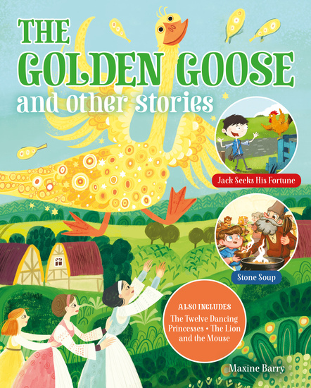 The Golden Goose and Other Stories - cover