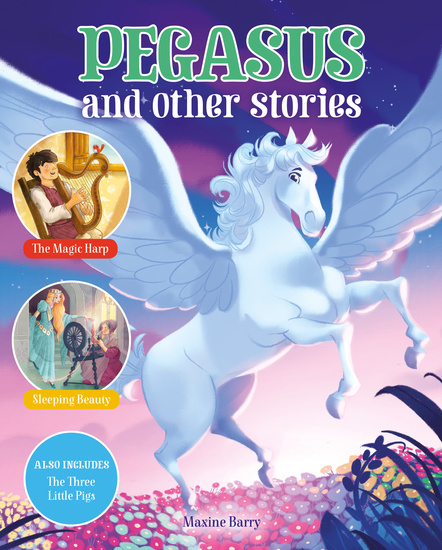 Pegasus and Other Stories - cover