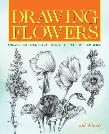 Drawing Flowers - Create Beautiful Artwork with this Step-by-Step Guide - cover