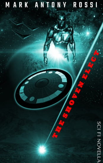 The Shoven Elect - Sci-Fi Novella - cover