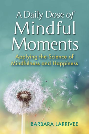 A Daily Dose of Mindful Moments - cover