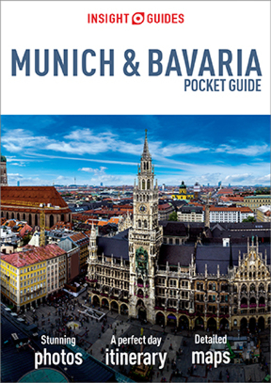 Insight Guides Pocket Munich & Bavaria (Travel Guide eBook) - cover