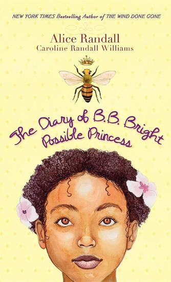 The Diary of B B Bright Possible Princess - cover