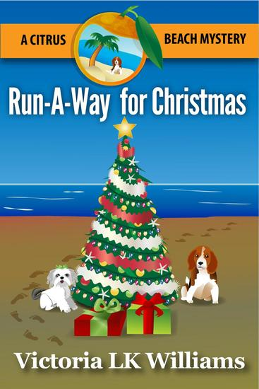 Runaway for Christmas - Citrus Beach Mysteries #4 - cover
