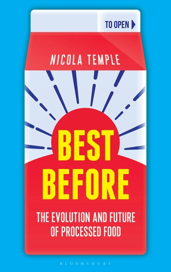 Best Before - The Evolution and Future of Processed Food - cover
