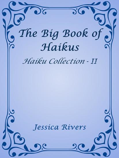 The Big Book of Haikus - Haiku Collection #2 - cover