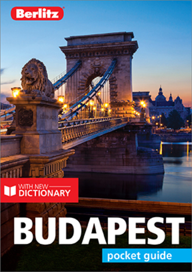 Berlitz Pocket Guide Budapest - cover