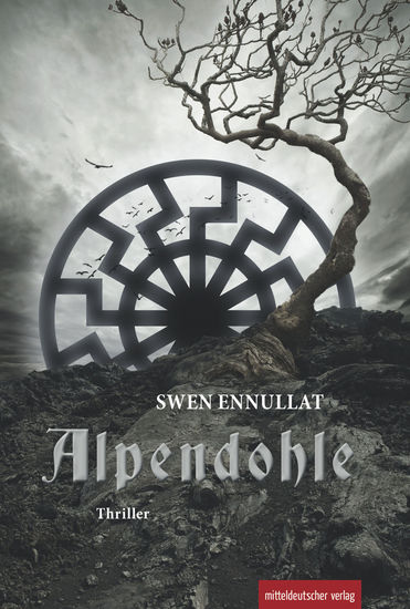 Alpendohle - Thriller - cover