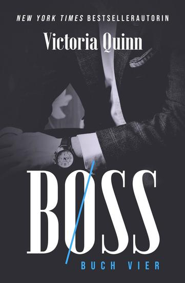 Boss Buch Vier - Boss #4 - cover