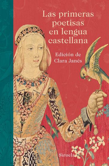Las primeras poetisas en lengua castellana - cover
