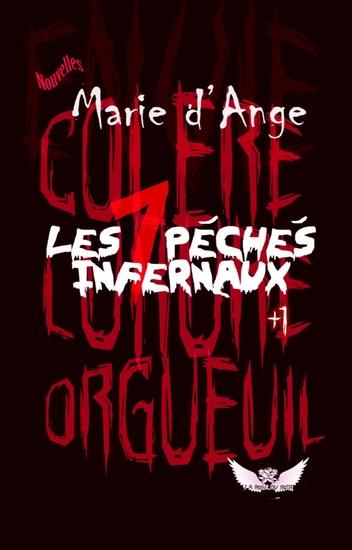Les 7 + 1 Péchés Infernaux - cover