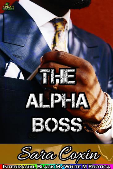 The Alpha Boss - cover