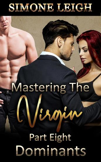 Dominants - Mastering the Virgin #8 - cover