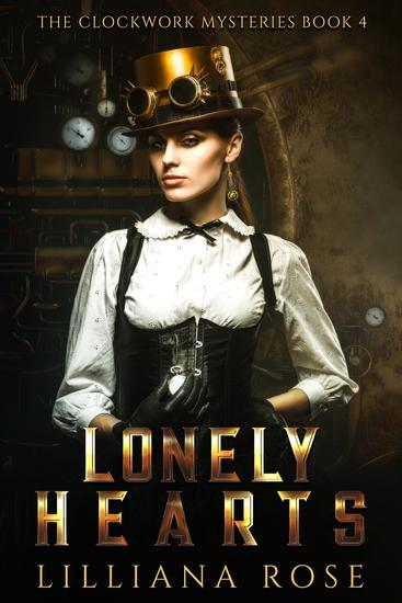Lonely Hearts - Clockwork Mysteries #4 - cover