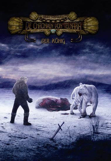 Die Chroniken von Telnaria 3 - Der König - cover