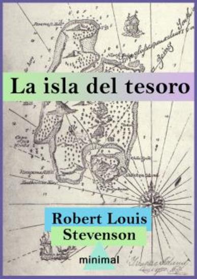 La isla del tesoro - cover