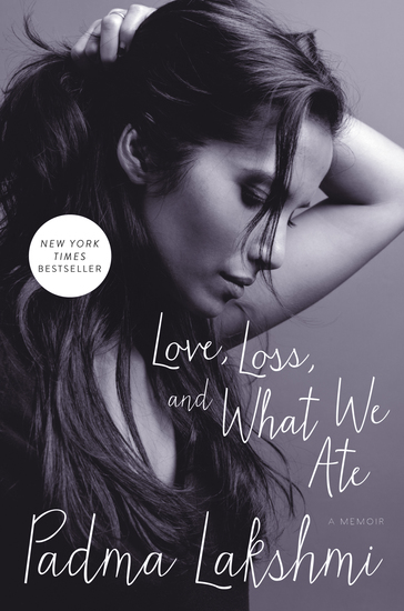 Love Loss and What We Ate - A Memoir - cover