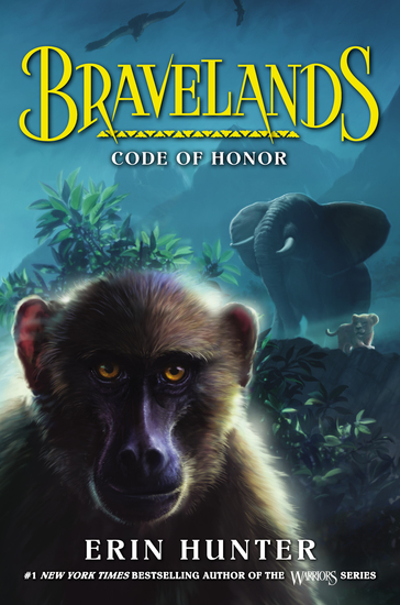 Bravelands #2: Code of Honor - cover