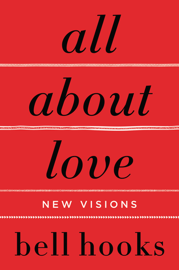 All About Love - New Visions - cover