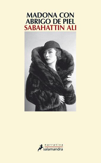 Madona con abrigo de piel - cover