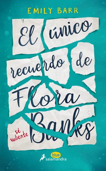El único recuerdo de Flora Banks - cover