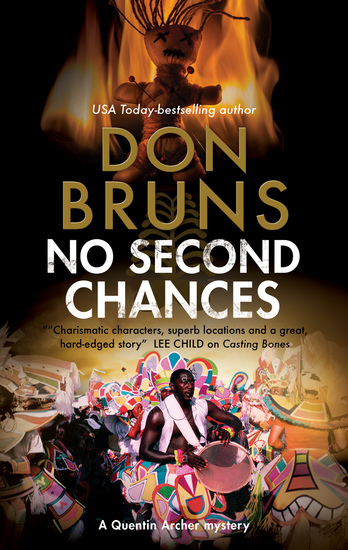 No Second Chances - A voodoo mystery set in New Orleans - cover