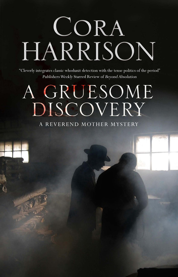Gruesome Discovery A - A mystery set in 1920s Ireland - cover