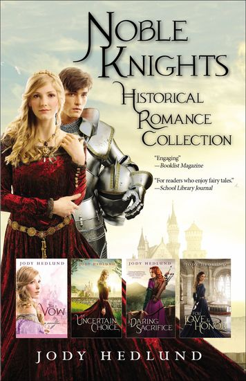 Noble Knights Historical Romance Collection - cover