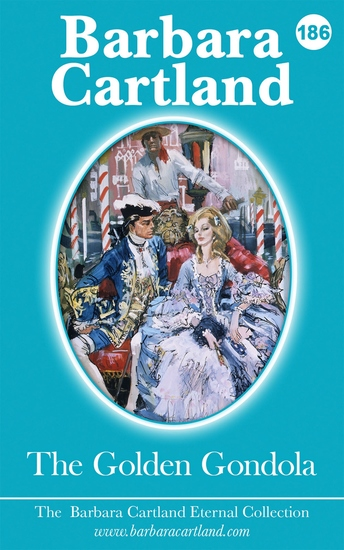The Golden Gondola - cover