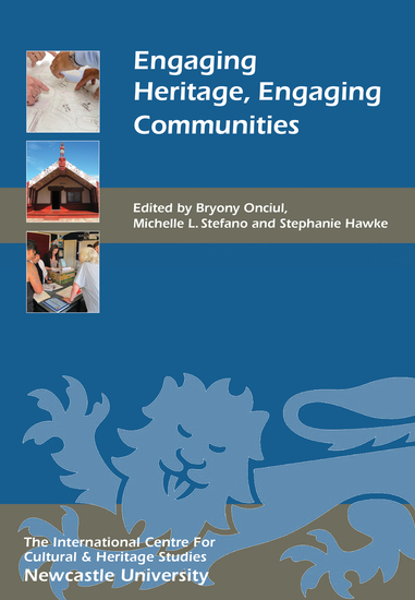 Engaging Heritage Engaging Communities - cover