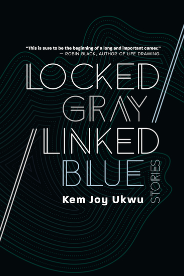 Locked Gray Linked Blue - Stories - cover