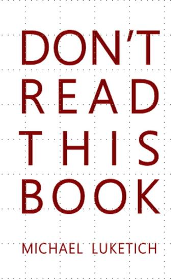 Don't Read This Book - cover