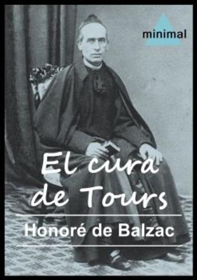 El cura de Tours - cover