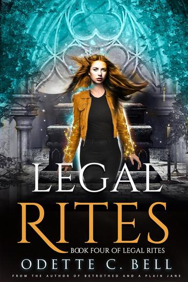 Legal Rites Book Four - cover