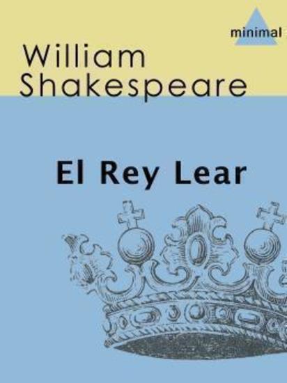 El Rey Lear - cover