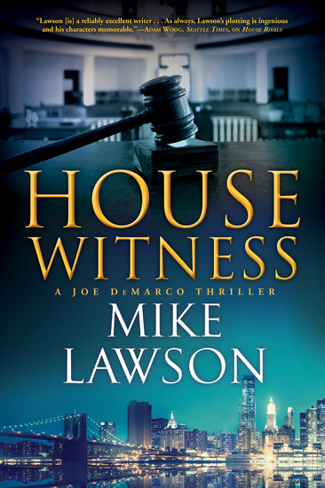 House Witness - cover