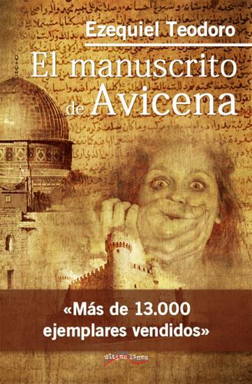 El manuscrito de Avicena - cover