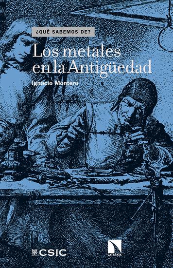 Los metales en la Antigüedad - cover