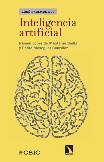 Inteligencia artificial - cover