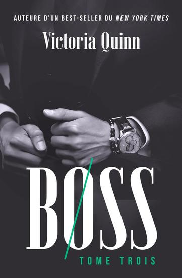 Patrons d'amour - Boss #3 - cover